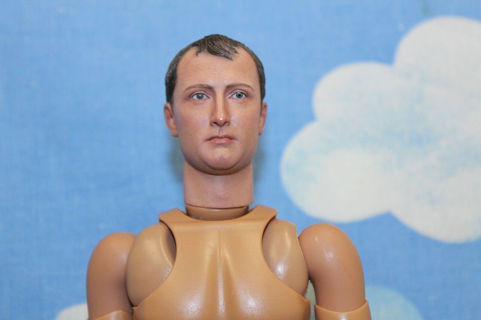 DID Dragon in Dreams 1/6TH Scale Figura Nudo Napoleonico Napoleone Bonaparte