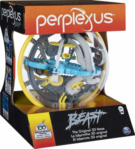 100 HINDERNISSEN 3D-LABYRINTH M PERPLEXUS BEAST SPIN MASTER 6053142 NEU//OVP