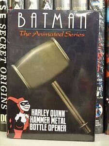 Batman-Animated-Series-Harley-Quinn-039-s-Hammer-Bottle-Opener-from-Diamond-Select