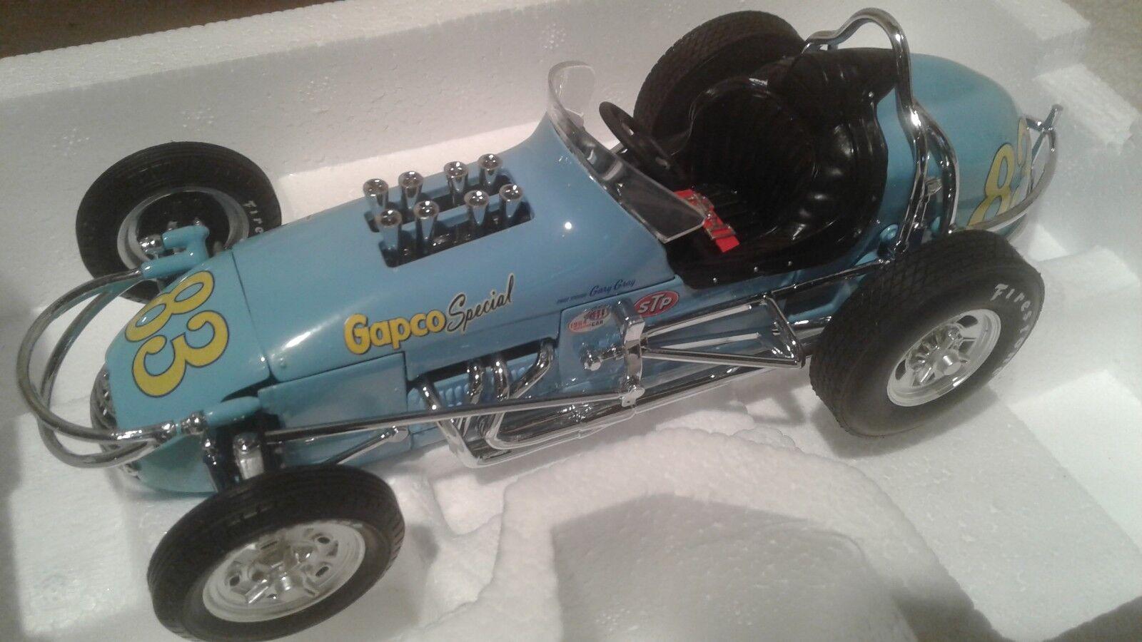 Gmp 7606 mario andretti no.83 gapco besonderen vintage - sprint 1 18th