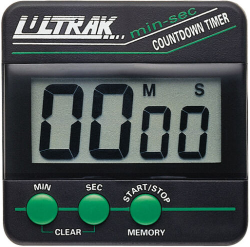 Ultrak T1 Single Countdown Timer