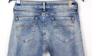 Replay Damen Skinny Stretchjeans Größe W31 L32 APZ192