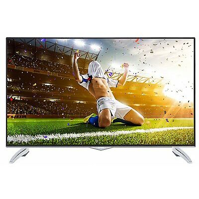 """Telefunken XU40A401 Ultra HD Fernseher 40"""" Zoll 4K TV DVB-C/-T2/-S2 Smart TV CI+"""