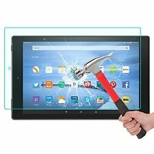 "PREMIUM Tempered Glass Screen Protector for Amazon Kindle Fire  hd  10"" 2015"