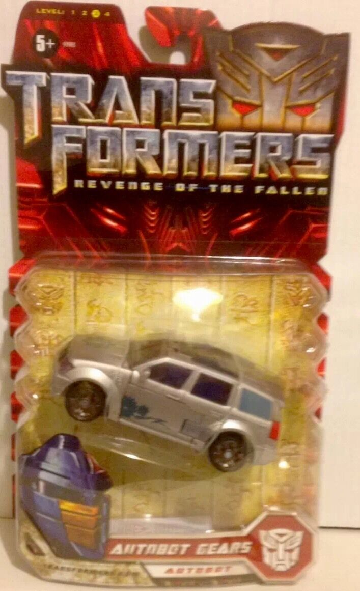 TRANSFORMERS - Revenge Of The Fallen Vehicle Of AUTOTBOT GEARS