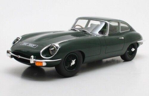 JAGUAR EType Series II verde MET. 1968 1 18 CULT Scale modellos