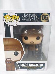 Funko POP Movies Fantastic Beasts Jacob Action Figure