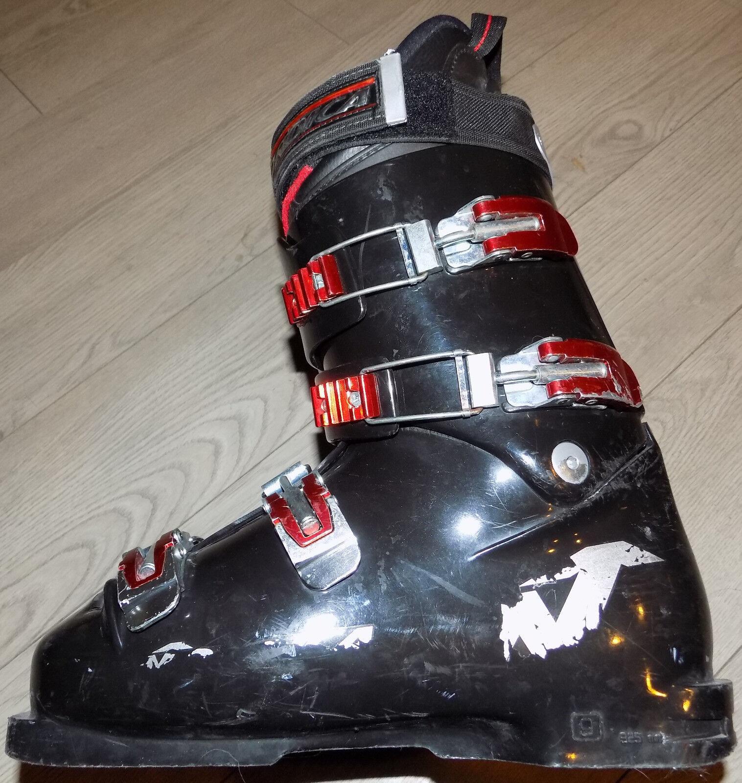 Nordica Doberman pro 130 botas de Esquiar Hombre Tamaño 9 Mujer Talla