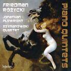 Friedman, R¢zycki: Piano Quintets (CD, Sep-2016, Hyperion)
