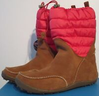 Womens 7 7.5 8 8.5 9 9.5 10 Columbia Minx Moccasin Snow Boots Bl1559-286