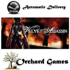 Velvet Assassin: Pc Mac: (steam/digital descarga) entrega automática