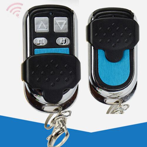 2 Types Universal Cloning Remote Control Key Fob Electric Gate Garage Door 2019
