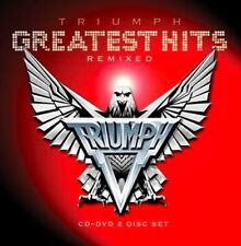 Triumph - Triumph: Greatest Hits Remixed [New CD] With DVD, Digipack Packaging