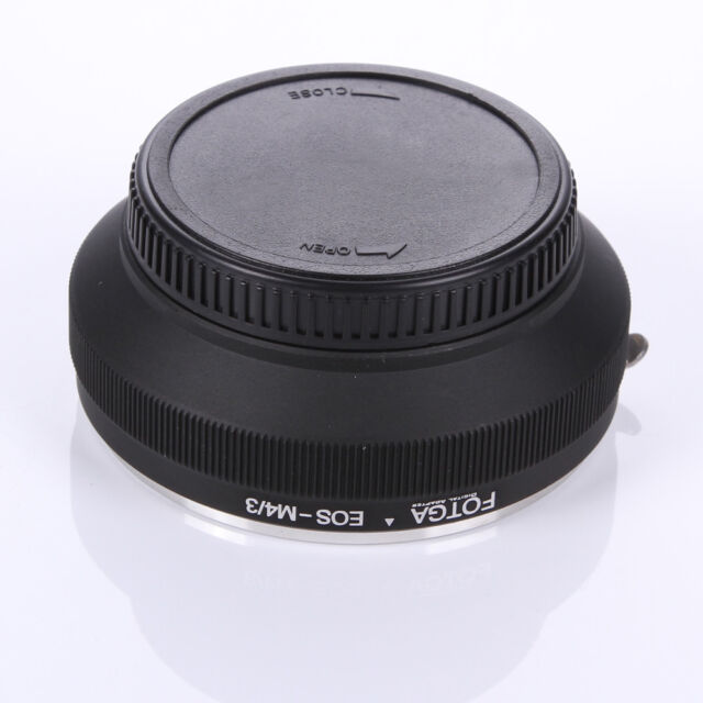 Canon EOS EF Lens to M4/3 4/3 Adapter fr Olympus EPL7 EPL6 EP5 EM5 MarkⅡEM10 EM1