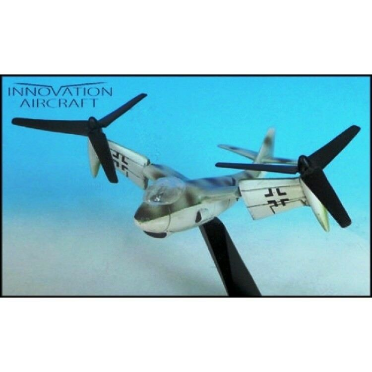 hasta 60% de descuento Avión de innovación iaffw 005 1 72 Weserflug P 1001 1001 1001 1 Fighter (resina) Modelo  cómodamente