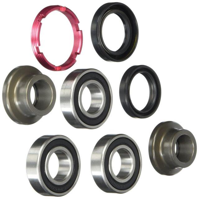 Pivot Works Étanche Roulement Roue ,Entretoises & Kit de Joints Honda CR500