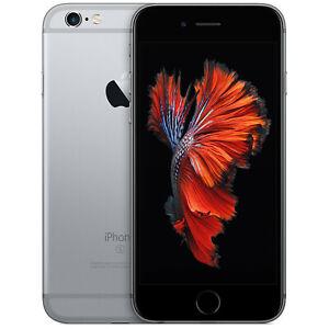APPLE iPhone 6S 64Go Gris Sidéral Reconditionné Bon état