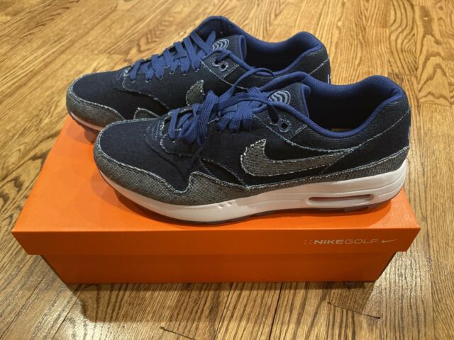 Nike Air Max 1 G Nrg Txt Golf Shoes Ci6876 400 Mens Size 10 For Sale Online Ebay