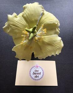 Poppy Flower Cutter Set X 3 Food Cake Sugar Flowers Cutter Fondant