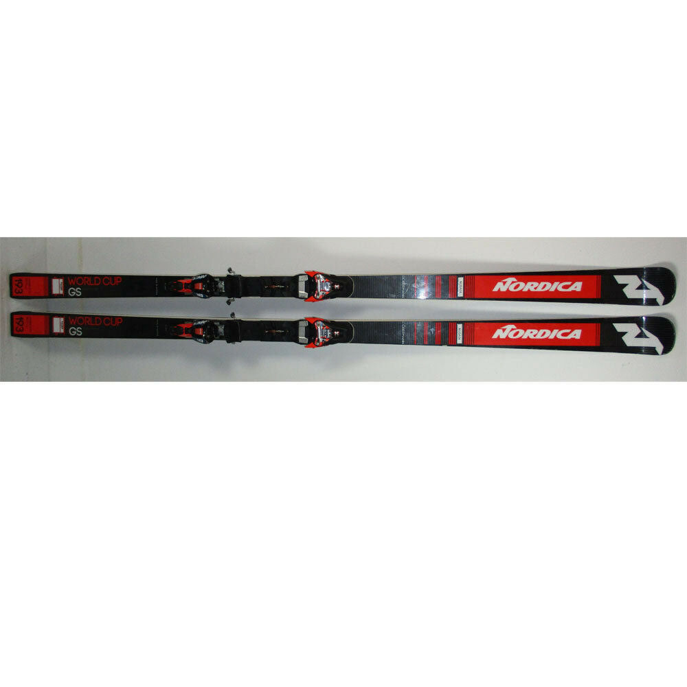 2020 Nordica Dobermann WC GS Skis  193cm with Marker Race Xcell Bindings (NUSA04)  quality guaranteed