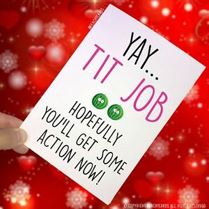 Good luck! boob christmas job can find