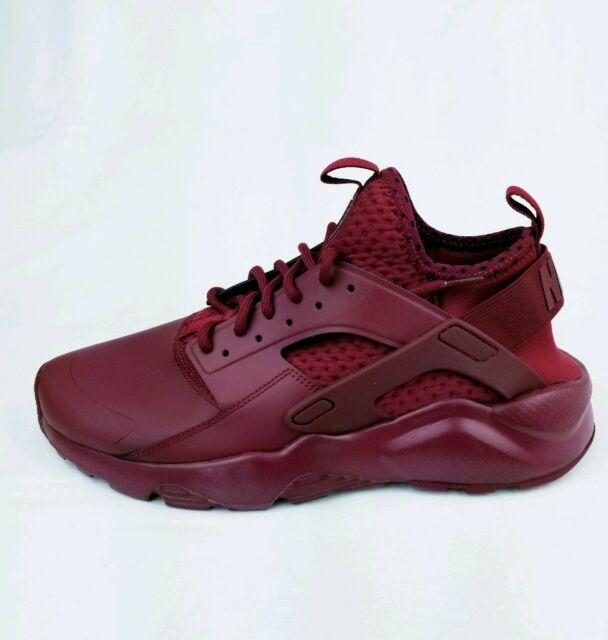 ogromny wybór dostępny na stopach o NIKE AIR HUARACHE Run Ultra SE Shoes Team Red 875841-600 Men's US SIZE 10