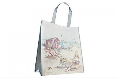 Macneil Sandy Bay Shopper / Shopping Carrier / Tote Bag * Beach Holiday Gift