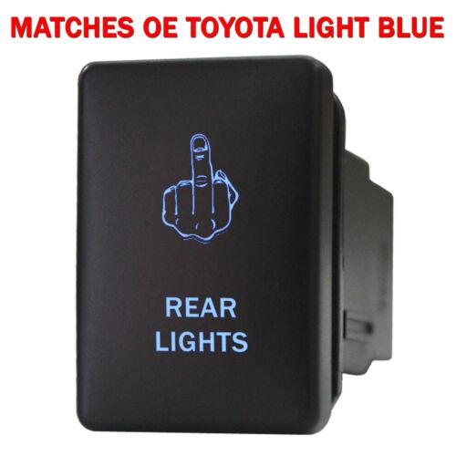 Push switch 9B72NB 12volt For Toyota OEM REAR LIGHTS Tacoma LED NEW BLUE
