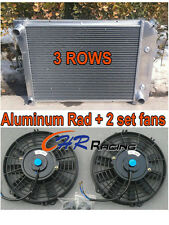 1979-1988 Chevy Monte Carlo PRO Series Aluminum Radiator + 2*FANS 80 81 82 83 84