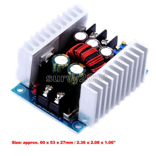 DC 300W 20A CC CV Constant Current Adjustable Step-Down Converter Voltage Buck