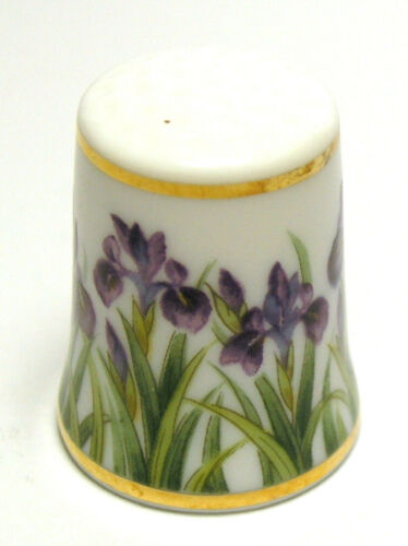 Iris Fingerhut Thimble von Kaneki Japan