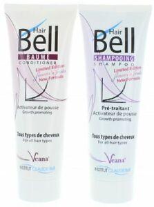 Hairbell-Shampoo-Balsamo-Flowers-039-N-039-Fruits-2x-250ml-Come-Capelli-Jazz