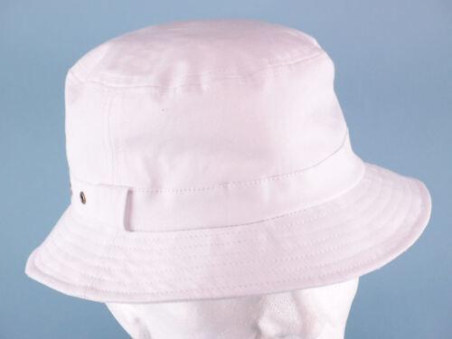 Cricket Bowls Hiking Gardening Fishing Walking Beach Ladies Mens white Hat