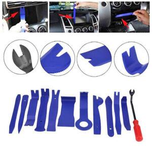 12X-Plastic-Car-Radio-Door-Body-Clip-Panel-Trim-Dash-Audio-Removal-Pry-Tools-Kit