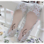 Women-039-s-Casual-Shoes-Jelly-Hollow-Out-Flat-Heel-Sandals-Flip-Flops-Plus-Size-Ths thumbnail 16
