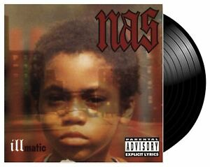 NAS-ILLMATIC-NEW-VINYL-RECORD
