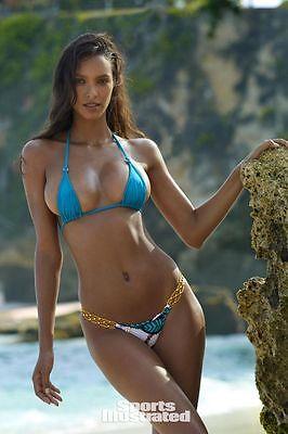 Multiple Sizes LAIS RIBEIRO SI Swimsuit Model Sports Illustrated BC03