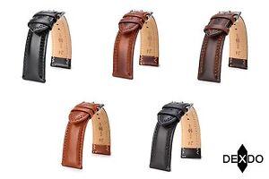 Echt-Leder-Uhrenarmband-fur-Samsung-Gear-S3-Classic-LG-G-Watch-R-Urbane