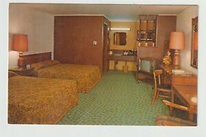 Undated-Unused-Postcard-Quiet-Haven-Motel-Ronks-Pennsylvania-PA