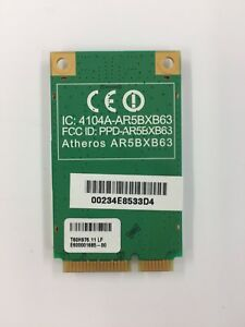 ACER ASPIRE ATHEROS AR5BXB63 DOWNLOAD DRIVERS