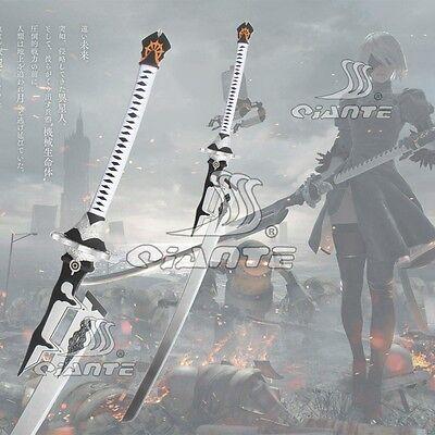 Automata 2B YoRHa Sword PVC Cosplay Prop Handmade High Quality Nier