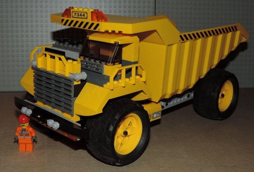 Lego City, 7344 Dump Truck