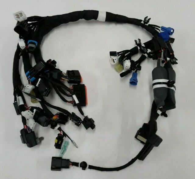 Polaris P  N 2412711 Axys Rush Engine Chassis Wire Harness