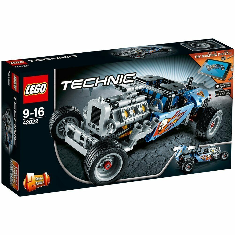 Lego Technic™ 42022 Hot Rod Neuf Emballage D'Origine Misb