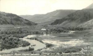 Colorado-River-Granby-Hot-Sulphur-Springs-1940s-Sanborn-RPPC-real-photo-11027