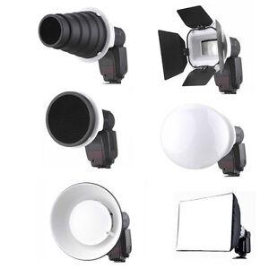 6-in-1-FLASH-ADAPTER-KIT-CP-4-for-580EX-550EX-Flash-Gun-speedlite