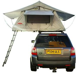 Ventura-Deluxe-1-4-Roof-Top-Tent-Camping-Expedition-Overland-4x4-Van-Car-Pickup