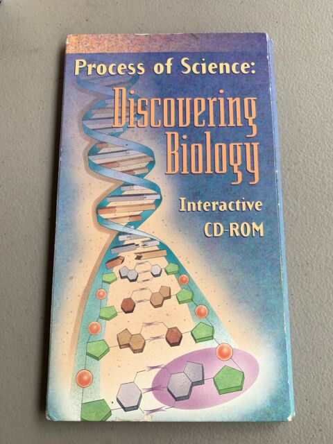 Process of Science : Discovering Biology by Harcourt Brace Staff and...