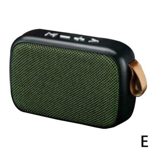Wireless Bluetooth Speaker Waterproof Bass Portable Outdoor Stereo Loudspea V8B6