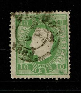 Portugal-SC-34-Mint-Hinged-and-Used-the-used-with-Hinge-Remnants-S4799
